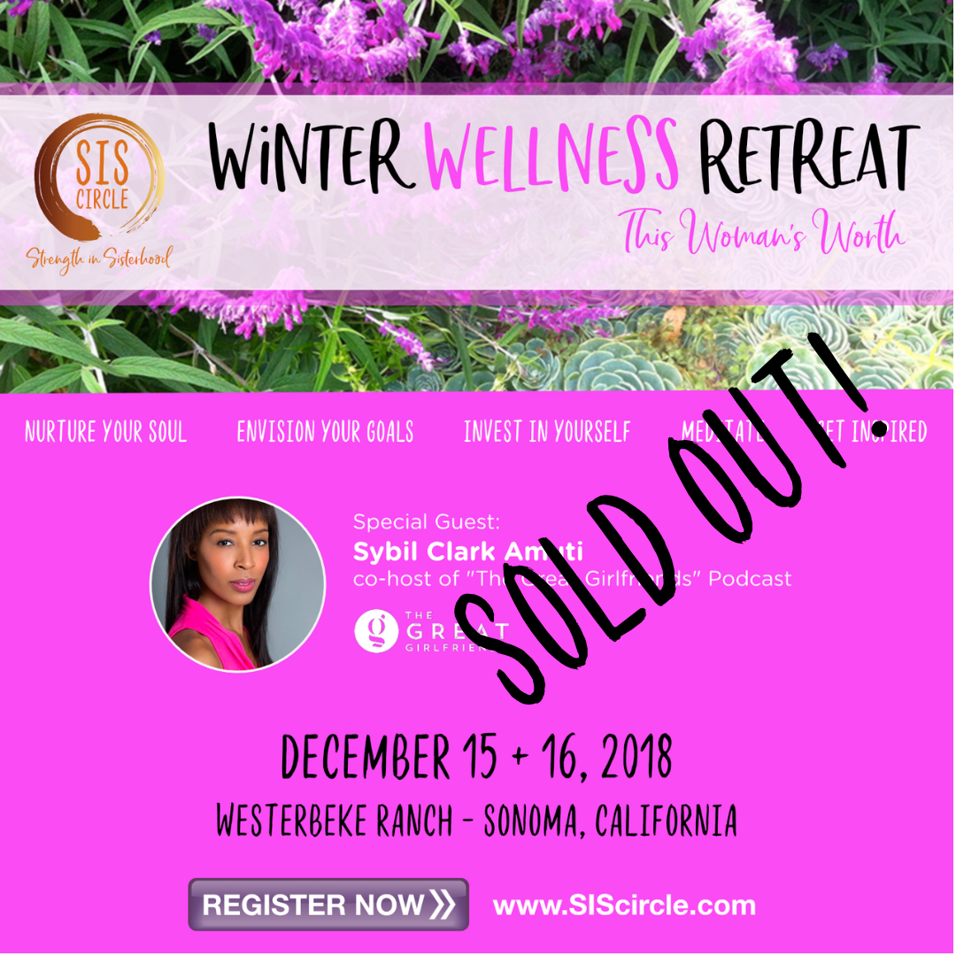 Retreat Sold Out